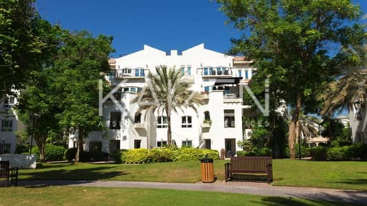 2 Bedroom Flat for Rent in Dubai Media City, Dubai - A Delightful Apartment In A Green And Lush Community