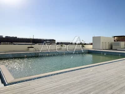 Studio for Rent in Masdar City, Abu Dhabi - Brand New Deluxe Fully Furnished Studio in Masdar City