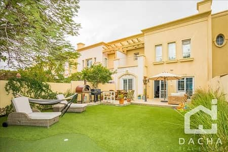 3 Bedroom Villa for Sale in The Springs, Dubai - Upgraded 3M with putting Green