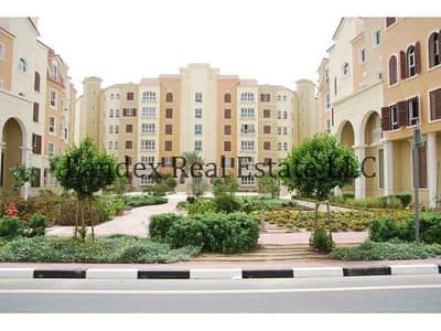 Studio for Sale in Discovery Gardens, Dubai - STUDIO NEAR T METRO STATION STREET 10TH VACANT BUILDING 184