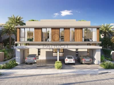 3 Bedroom Villa for Sale in Dubai Hills Estate, Dubai - Modern Style 3 bedroom townhouse with Top roof Terrace