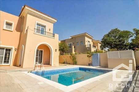 3 Bedroom Villa for Sale in Arabian Ranches, Dubai - PRIVATE POOL / Vacant Type 2E / Lake View