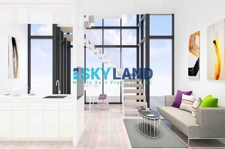 2 Bedroom Flat for Sale in Masdar City, Abu Dhabi - 1% Monthly Installment ! 2Bedrooms Apt in Oasis2