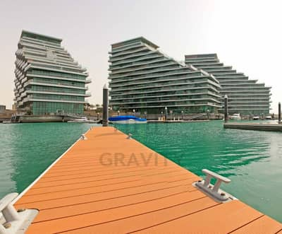 1 Bedroom Apartment for Rent in Al Raha Beach, Abu Dhabi - Sea View! Pleasing 1BR Terrace now vacant