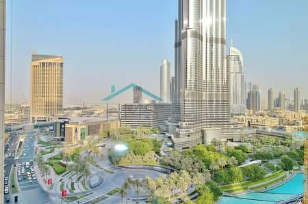 2 Bedroom Flat for Sale in Downtown Dubai, Dubai - RESALE | Burj views Front facing Two bed
