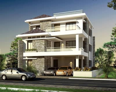 4 Bedroom Villa for Sale in Jumeirah Village Circle (JVC), Dubai - NO COMMISSION,4BR villa / 3 floors / Private Elevator(Best Price)