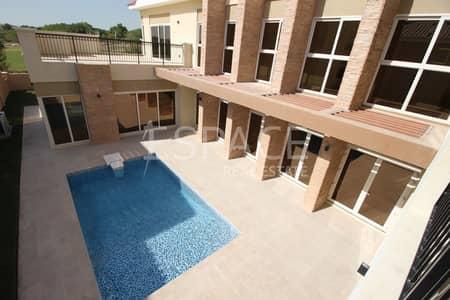 5 Bedroom Villa for Rent in Jumeirah Golf Estate, Dubai - Rare Villa - High End - Golf Course View