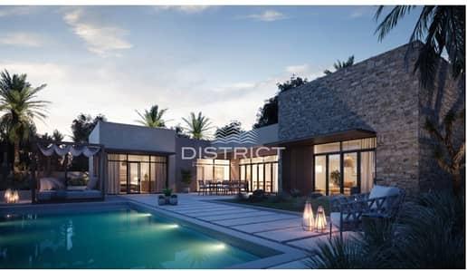 فیلا 2 غرفة نوم للبيع في غنتوت، أبوظبي - 2 BR Budoor Villa for Sale 0% Commission