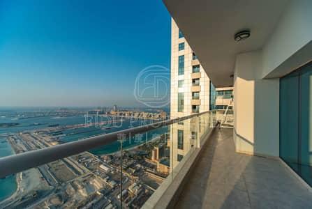 3 Bedroom Apartment for Sale in Dubai Marina, Dubai - Exclusive | Full Sea View | Highest Floor