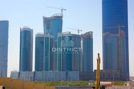 2 Bedroom Flat for Rent in Al Reem Island, Abu Dhabi - Prime Located 2 BR in Hydra Avenue Tower