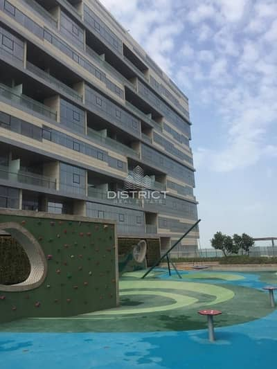 1 Bedroom Apartment for Rent in Al Raha Beach, Abu Dhabi - 1 BR Apartment W/ Balcony  for Rent in Lamar Residences