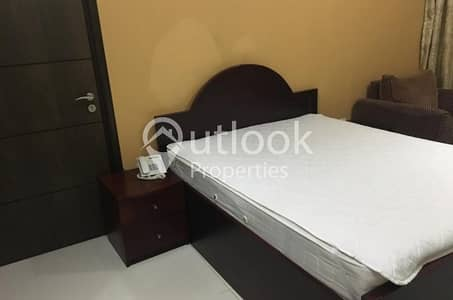 Studio for Rent in Al Nahyan, Abu Dhabi - FURNISHED STUDIO+MONTHLY in AL NAHYAN!!!
