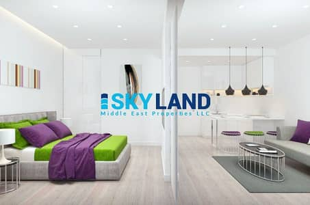 Studio for Sale in Masdar City, Abu Dhabi - URGENT SALE ! Save 50,000 ! Below market price