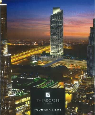 2 Bedroom Apartment for Sale in Downtown Dubai, Dubai - main