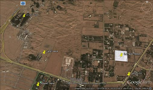 Plot for Sale in Al Helio, Ajman - For sale residential land in al helio 2 on main road ( only  280k )