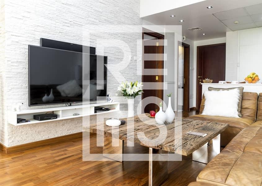 2 Fantastic fully furnished 1BR for Sale