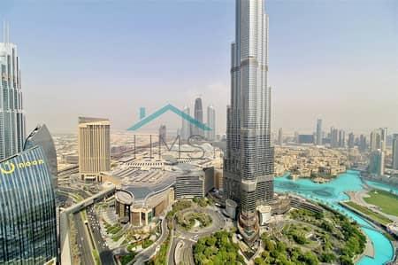 2 Bedroom Flat for Sale in Downtown Dubai, Dubai - RESALE | Excluisve | High Flr | Brj view