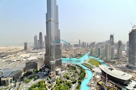 3 Bedroom Apartment for Sale in Downtown Dubai, Dubai - Motivated seller Unobstructed Burj Views