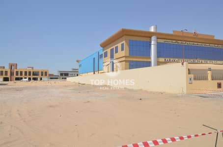 Plot for Sale in Nad Al Hamar, Dubai - 20K Sqft | Industrial Plot | FreeHold