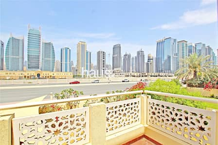5 Bedroom Villa for Rent in The Meadows, Dubai - Type 7 | 5Bed | Well Maintained | Vacant