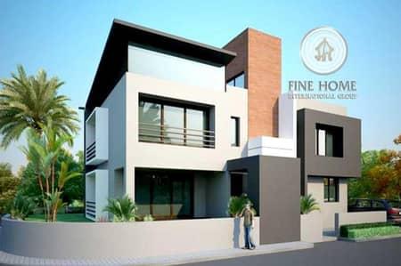 7 Bedroom Villa for Sale in Al Muroor, Abu Dhabi - Corner 7 BR Commercial villa in muroor road