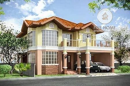 7 Bedroom Villa for Sale in Al Shamkha, Abu Dhabi - 7BR Corner Villa in Al Shamkha