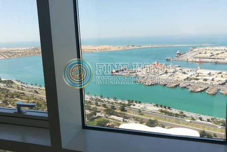 2 Bedroom Flat for Rent in Al Mina, Abu Dhabi -  2BR in Al Mina