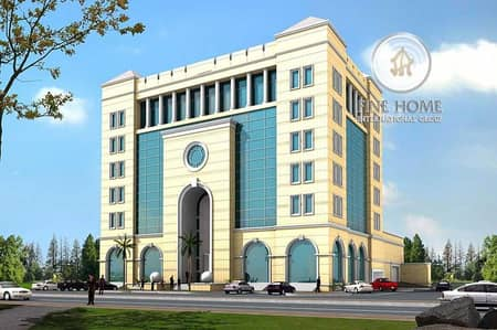 Building for Sale in Sheikh Khalifa Bin Zayed Street, Abu Dhabi - Superb Building in Khalifa St