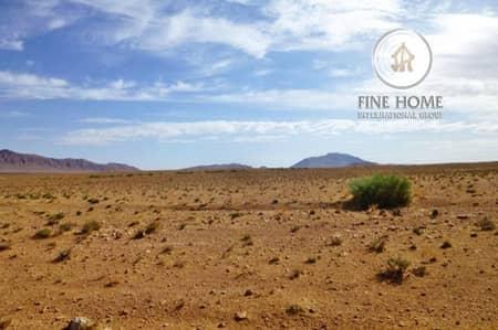 Plot for Sale in Khalifa City A, Abu Dhabi - A Corner Residential Land in Khalifa City