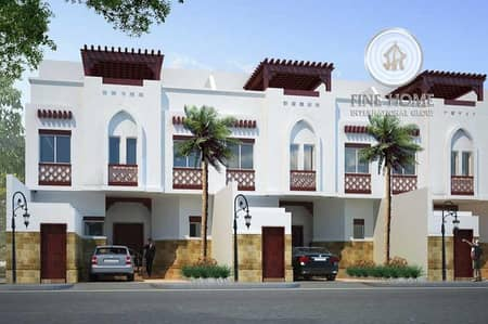 6 Bedroom Villa for Sale in Khalifa City A, Abu Dhabi - Style 3 Villas Compound in Khalifa City.