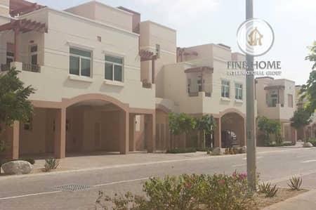 3 Bedroom Villa for Sale in Al Ghadeer, Abu Dhabi - Townhouse in Al Ghadeer