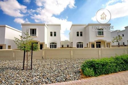 2 Bedroom Villa for Sale in Al Ghadeer, Abu Dhabi - Style Townhouse in Al Ghadeer