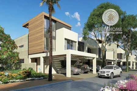 5 Bedroom Villa for Sale in Al Salam Street, Abu Dhabi - Charming 5 BR Villa  in bloom gardens
