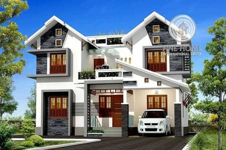 6 Bedroom Villa for Sale in Al Hili, Al Ain - Wonderful 6BR.Villa in Al Heilli_Al Ain.