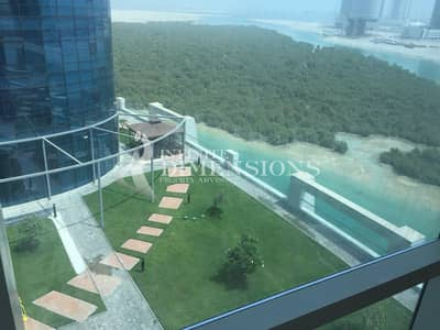 Studio for Sale in Al Reem Island, Abu Dhabi - Rented Studio in Hydra Avenue for Sale with Nice View