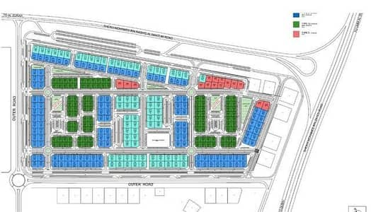 Plot for Sale in Al Helio, Ajman - Commercial land for sale