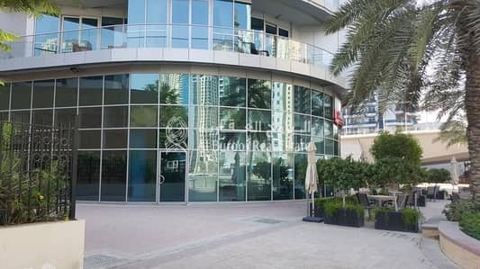 Shop for Sale in Dubai Marina, Dubai - No Key Money for Retail Shop in Waves Tower at Dubai Marina