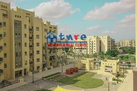 1 Bedroom Flat for Sale in Remraam, Dubai - A LARGE 1 BEDROOM APARTMENT FOR SALE IN REMRAAM AL THAMAM