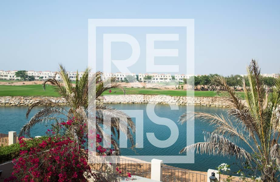 Cozy 3BR Townhouse in Al Hamra Village
