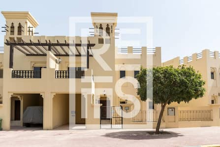 3 Bedroom Villa for Sale in Al Hamra Village, Ras Al Khaimah - Pay 2% monthly