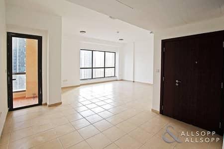 2 Bedroom Flat for Sale in Jumeirah Beach Residence (JBR), Dubai - Vacant   Full Marina Views   1