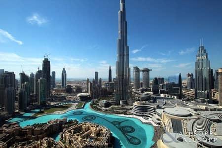 1 Bedroom Flat for Sale in Downtown Dubai, Dubai - Vacant   Full Fountain Burj Khalifa View