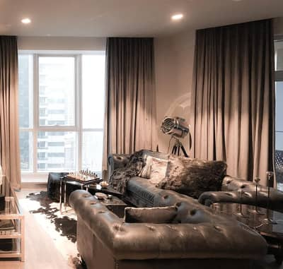 2 Bedroom Flat for Sale in Dubai Marina, Dubai -  Manhattan style