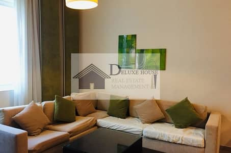 1 Bedroom Apartment for Rent in Al Nahyan, Abu Dhabi - Furnished 1 BHK APT with Parking..