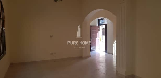 4 Bedroom Villa for Rent in Eastern Road, Abu Dhabi - Spacious 4 BR villa in Complex in Khalifa Park