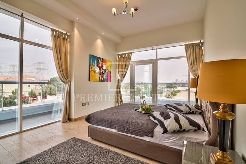 2 Spacious 1 Bed with Park view-La Residence