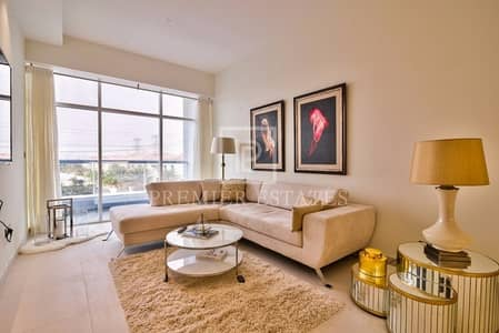 1 Bedroom Apartment for Sale in Jumeirah Village Triangle (JVT), Dubai - Spacious 1 Bed with Park view-La Residence