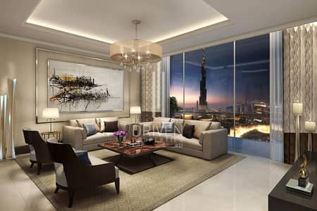2 Bedroom Flat for Sale in Downtown Dubai, Dubai - FURNISHED 04 UNIT