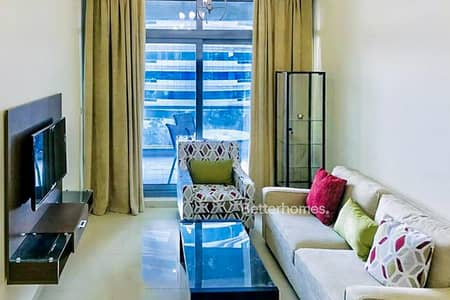 1 Bedroom Apartment for Rent in Dubai Marina, Dubai - 1 Bedroom - Close to Metro - Fully Furnished