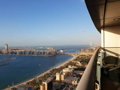 2 Bedroom Flat for Rent in Dubai Marina, Dubai - Price Dropped|Spectacular Full Sea View